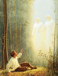 Prima visione di Joseph Smith