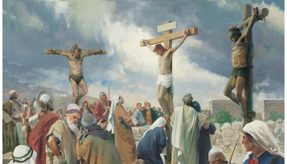 Crocifissione-di-Gesù-Cristo
