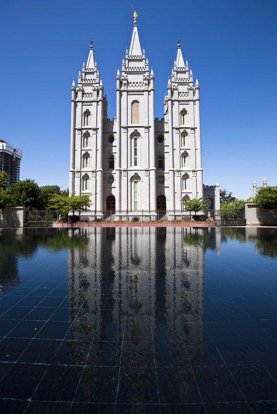 tempio mormone