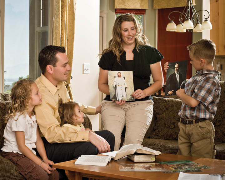 famiglia-mormone-cristo