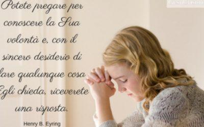 Dio dovrebbe rispondere alle mie preghiere, se riguardano un non credente?
