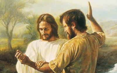 Il Vangelo di Gesù Cristo, Parte 3: il Battesimo