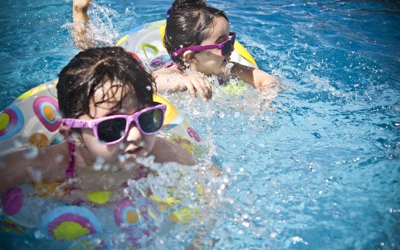 Colpi di sole bambini estate