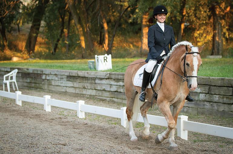 La prima volta a cavallo