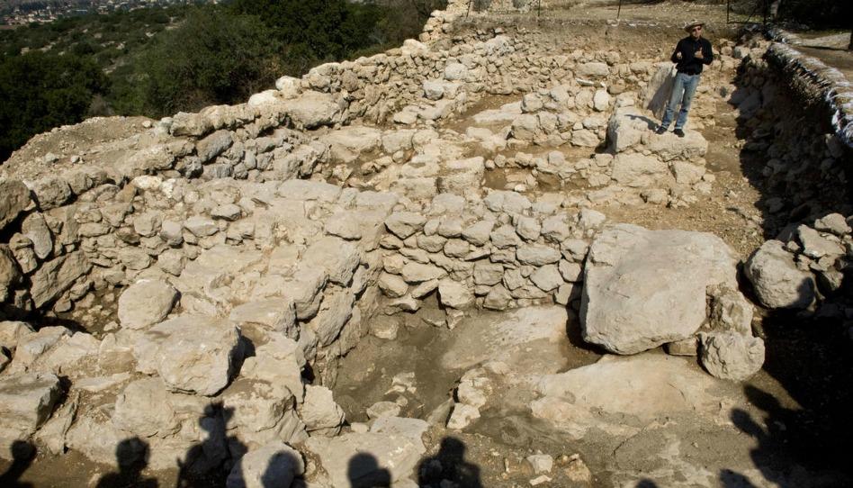 Gli archeologi biblici