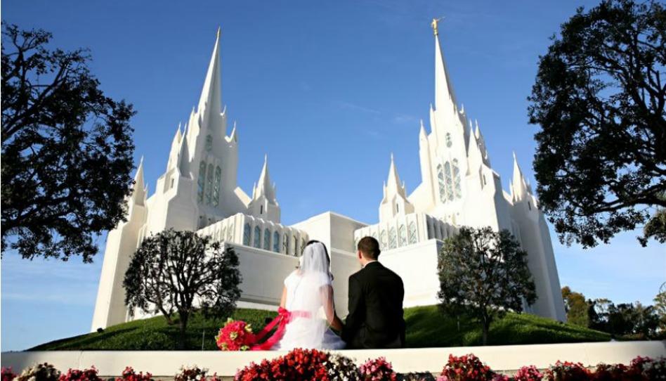 matrimonio mormone