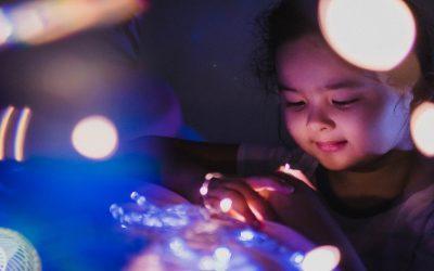 Vincere l'oscurità spirituale con un cuore da fanciullo