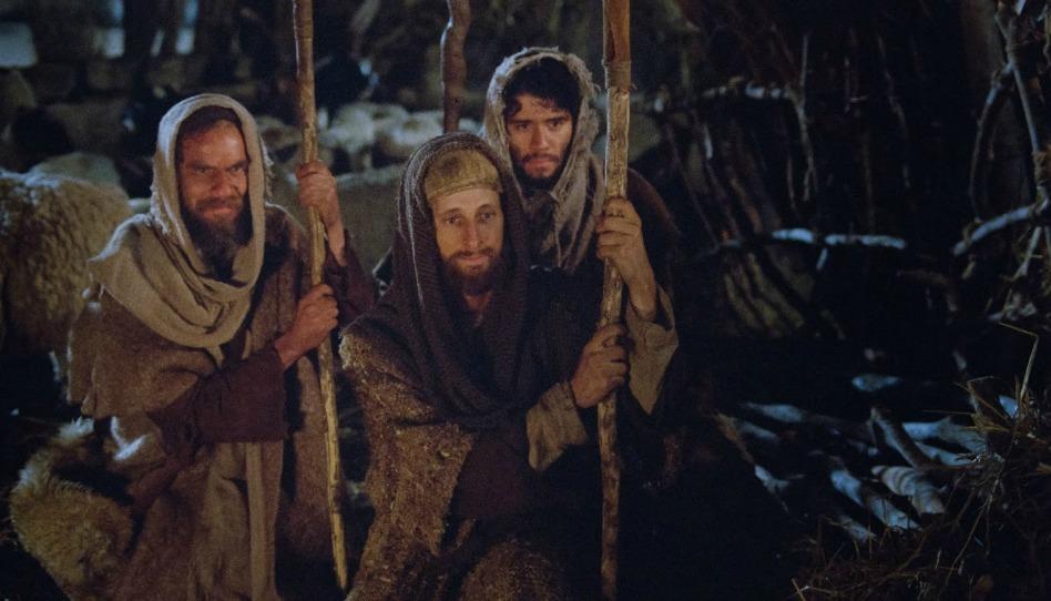 I pastori del tempio – Luca 2:1-20