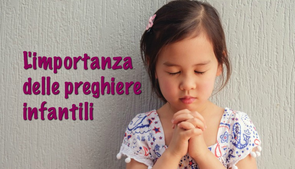 preghiere infantili