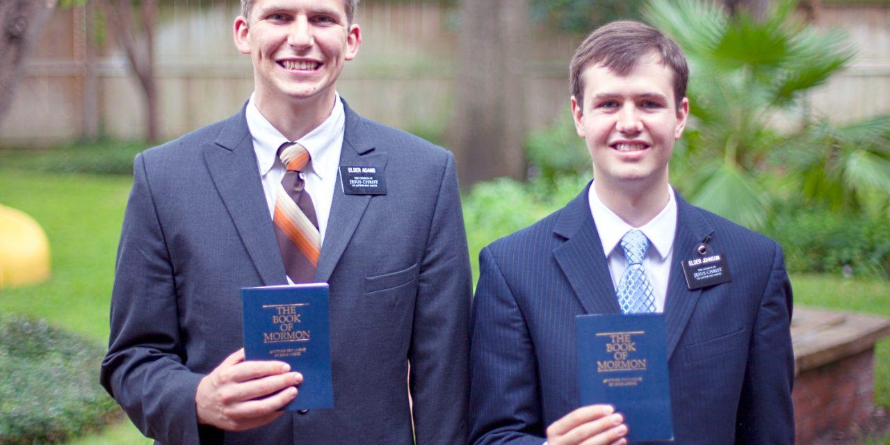 Missionari mormoni: cambiamenti nelle missioni mormone italiane