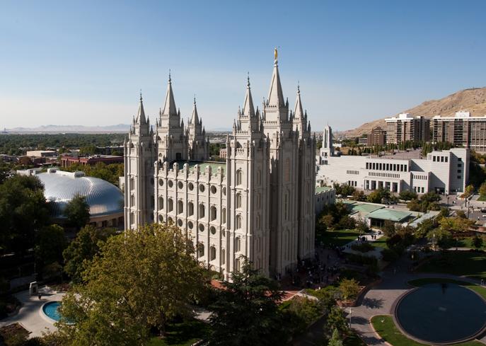 Trovare le risposte: Cappella Sistina, Vaticano, Tempio Mormone e Utah