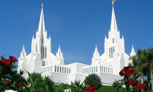 Tempio Mormone o Chiesa Mormone?
