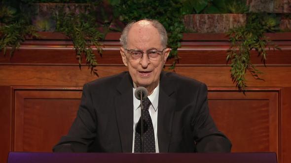 Conferenza Mormone: Confiare nel Signore