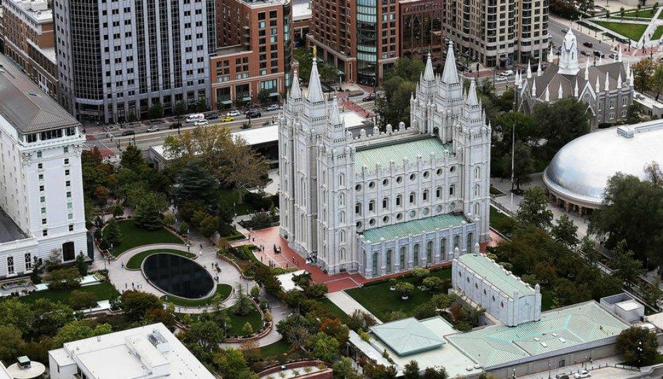 missionario mormone
