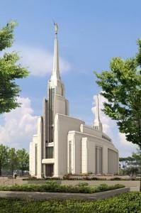 L'ispirazione tramite l'adorazione nel Tempio Mormone