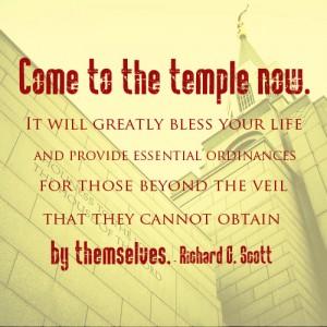 Mormonismo: perché abbiamo bisogno di Templi