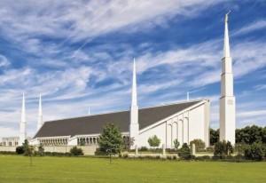 4 Templi mormoni aperti al pubblico, per visite, nel 2014
