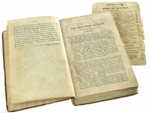 Rari artefatti mormoni: resoconti della storia delle chiesa primitiva e della fedeltà dei santi