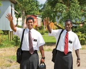 Che cosa insegna il profeta mormone sul lavoro missionario?